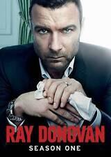 Ray Donovan:The First Season 1  (DVD, 2014,4-Disc Set)FACTORY SEALED-FREE SHIP