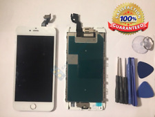 31e25252a White For iPhone 6S Plus Assembled Genuine OEM LCD Digitizer Screen  Replacement