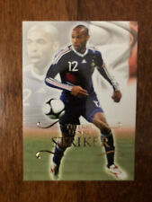 2011 Futera Unique Football Soccer Card - France THIERRY HENRY Mint