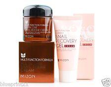 Mizon All in One Snail Repair Cream 75g + Snail Recovery Gel Cream 45ml Set