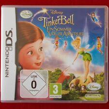 Nintendo DS ► Disney Fairies: TinkerBell - Ein Sommer voller Abenteuer ◄ 3DS TOP