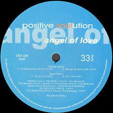 POSITIVE SOULUTION - Angel Of Love - DEA - Ita - DEA 009