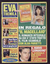 EVA 3000 14/1998 KANAKIS HERZIGOVA LEONARDO DI CAPRIO TOM CRUISE KIM BASINGER