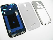 OEM Original White AT&T Samsung Galaxy S4 i337 Complete Full Housing Case Cover