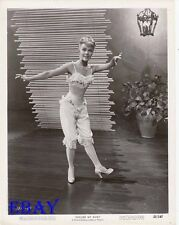 Sally Forbes busty corset VINTAGE Photo Excuse My Dust