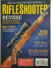 Rifle Shooter July Aug 2017 Revere Mossbergs Newest Patriot Gun FREE SHIPPING sb
