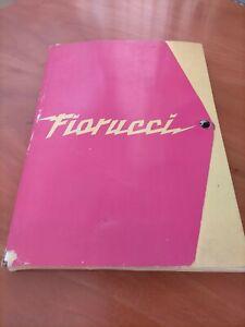 COLLEZIONE FIORUCCI PANINI 1980s Album
