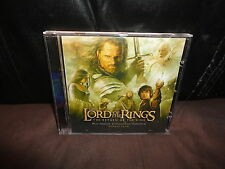 The Lord Of The Rings - The Return Of The King (CD) Soundtrack
