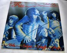Best Of Free 1975 A&M SP 3663 Psych Blues Rock Paul Rodgers 33rpm Vinyl LP VG+