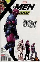 X-MEN GOLD #6 CVR A Marvel Comics 2017 NM