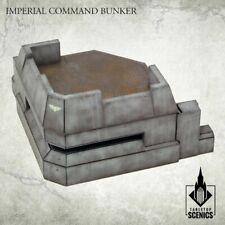 Imperial Command Bunker Kromlech HDF Tabletop Scenics KRTS109