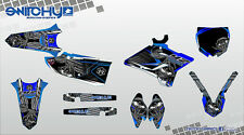 KIT ADESIVI GRAFICHE MONSTER YAMAHA YZ 125 250 2015 2016 2017 2018 DECALS DEKOR
