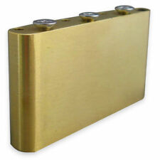 Callaham American Deluxe Brass Tremolo Block - Specialty Guitars Exclusive