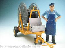 "Unbemalter Kit ""carro de cable/kabelbauwagen"" en escala 1:22,5 (85120 B)"