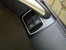 Audi TT MK2 Zierrahmen Türöffner Aluminium quattro s-line 8J TTs TTRS 3.2 3,2