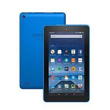 Amazon Fire 7 Inch Display Wi-fi 16 GB Tablet - Blue