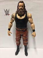 WWE BRAUN STROWMAN WRESTLING FIGURE BASIC SERIES 64 MATTEL 2016 COMBINED P&P