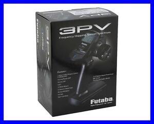 Futaba 3PV 3 Channel 2.4ghz FHSS SFHSS Radio System w/ R203GF Receiver FUTK3201