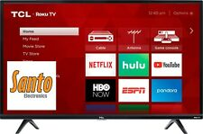 "TCL 40S325 39.5"" 1080P LED Smart HDTV Black DD"