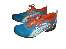 New listing Puma Miami Dolphins Colors Teal Orange Men's Size 8.5 Tennis Athletic Shoes