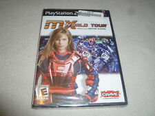 BRAND NEW FACTORY SEALED PLAYSTATION 2 GAME MX WORLD TOUR JAMIE LITTLE PS2 NFS