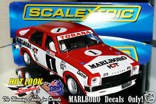 Scalextric Slot Car Peter Brock MARLB0R0 Vinyl Decals Only Holden L34 Torana