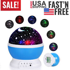 LED Night Star Light Toys For Boys 2-10 Years Old Kids Constellation Girls Gift