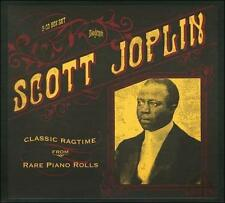 Classic Ragtime & Rare Piano Rolls, Scott Joplin, Good