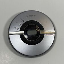 Sony Walkman Portable CD Player D-EJ106CK MP3 Player Car Ready Tested!