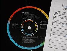 Homo SAPIENS-Canzoni-LP 1979 RIFI archivio-copy MINT