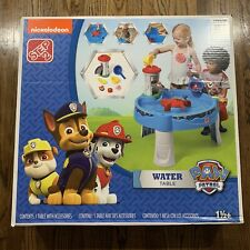 Step2 Paw Patrol Water Table NEW SEALED