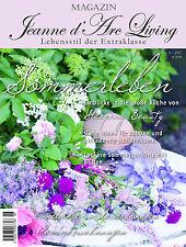 Jeanne d'Arc Living REVISTA 6/2017 Shabby Chic Junio brocante