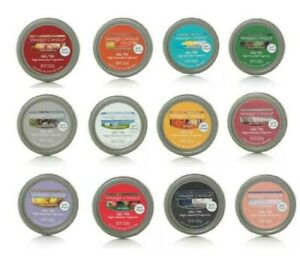 YANKEE CANDLE SPILL-PROOF GEL TINS HIGH INTENSITY, BUY MORE SAVE 10% SHIPS FREE!