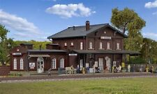Kibri Epoche III (1949-1970) Modellbahn-Gebäude,-Tunnel & -Bücken der Spur H0 mit Bahnhof