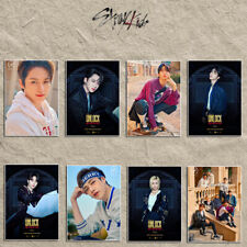 KPOP Stray Kids Unlock IN LIFE 2020 New Sticker Poster Pictures Photos 2pcs/Set