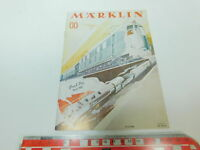 BP437-0,5# Märklin Spur 00 Nachdruck Katalog MP 38/1938 D: Dampflok etc, NEUW