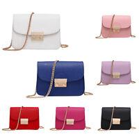 Women Handbag Shoulder Bag PU Leather Messenger Hobo Bags Satchel Totes PurseCNA