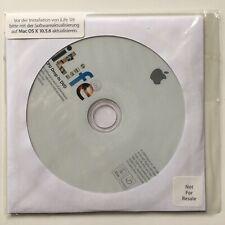 Installer DVD iLife für Mac OS 10.5.6