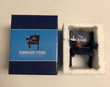 Tennessee Titans Stadium Chair Christmas Ornament
