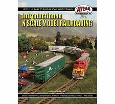 ATL 6 Atlas Introduction To N Model Railroading New Free Shipping