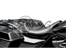Le Pera Bare Bone Solo Seat Sitz Harley Touring FLHR FLT FLH Roadking 08-17