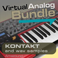 NORDLEAD 2 + JP8000 BUNDLE KONTAKT 580 nki 6469 WAV SAMPLES MAC PC MPC DOWNLOAD