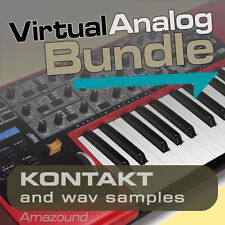 NORDLEAD 2 + JP8000 BUNDLE KONTAKT 580 nki 6469 WAV SAMPLES MAC PC MPC LOGIC FL