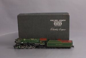 PFM United HO Brass Southern 4-6-2 PS-4 Pacific Steam Loco & Tender w/DCC&Sound