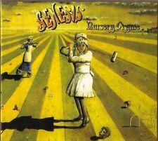 Genesis Nursery Cryme CD + DVD PAL Digipak Brand New Sealed