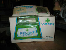 Plant Nurse Electric Air Machine For Plants Houseplants New In Box! WOW!
