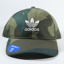 Adidas Hat New(Color:Military Camo)One Size Fits All
