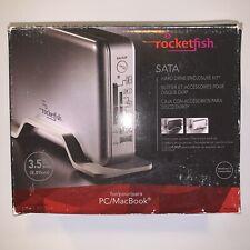 Rocketfish Hard Drive Enclosure Kit SATA For Pc And MacBook E23