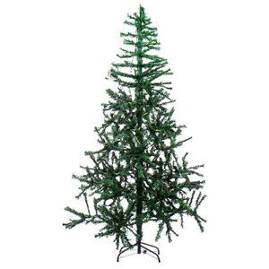 4/6 Feet Tall Christmas Tree W/Stand Lights Holiday Season Indoor Outdoor Green
