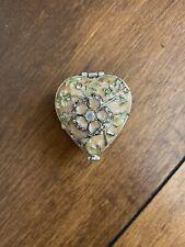 Jay Strongwater Trinket Box Heart.
